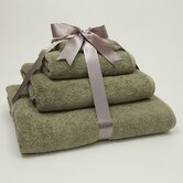 Luxury Hotel & Spa Collection 100% Turkish Cotton Soft Twist 4-piece Combination