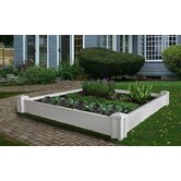 Versailles Raised Square Garden Bed