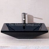 Rectangle Shape Vessel Sink