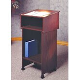 Two Section Lectern