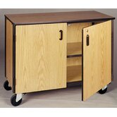 1000 Series Low Storage Mobile Cabinet