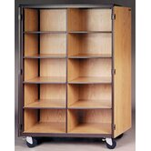 2000 Series Cubicle Storage Mobile Cabinet