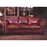 Monte Carlo Leather Queen Sleeper Sofa