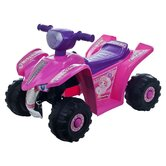 6V Princess Mini Quad Battery Ride-on Car Four Wheeler