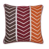 Idomatic Linen Ezra Sunset Pillow