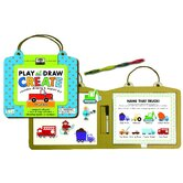 Green Start Reusable Drawing and Magnet Kit, Trucks