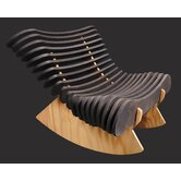 Rib Rocking Chair