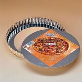 Tinplate Quiche Pan with Removable Bottom