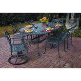 Veracruz 5 Piece Dining Set