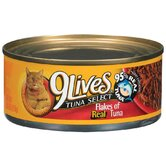 Tuna in Sauce Cat Food (24 Per Pack)