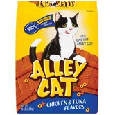 Chicken and Tuna Flavors Cat Food-15 lb Bag