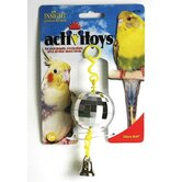 Activitoys Disco Ball Bird Toy