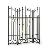 Gateway Metal Jewelry Stand