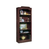 Governor's 74&quot; H 5 Shelf Bookcase