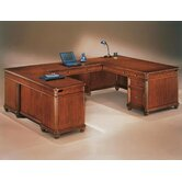 Antigua Executive U-Shape Desk with Right Return