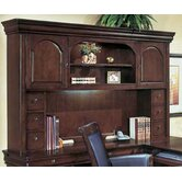 "Rue De Lyon Executive 48.75"" H x 73"" W Desk Hutch"