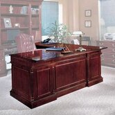 "Keswick 72"" W Executive L-Shape Desk with Right Return"
