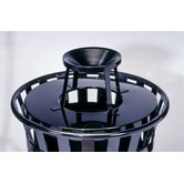 Stadium Series SMB Ash Urn Top for 24 Gallon Unit