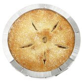 Pie Crust Shield Set (Set of 5)