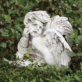 Angels Cupid with Quiver Statue