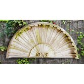 Classic Scallop Overdoor Wall Decor