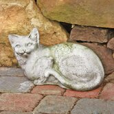 Animals House Cat Statue
