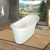 PureScape 060 Freestanding Acrylic Bathtub