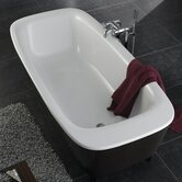 Water Jewels Freestanding Acrylic Bathtub