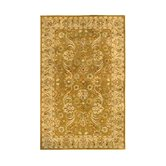 Harmony Green/Gold Rug