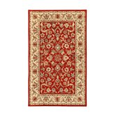 Harmony Red/Beige Rug