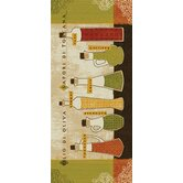 New Wave Kitchen Toscana Novelty Rug