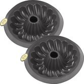Silicone Baking Bundt Pan (Set of 2)