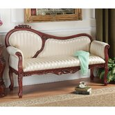 Lady Elizabeth Settee Loveseat