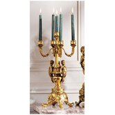 Grande Chateau Candelabra (Set of 2)
