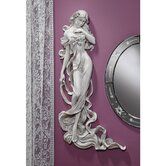 Flora Goddess of Springtime Wall Sculpture