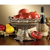 King Arthur's Vessel of Avalon Centerpiece Bowl