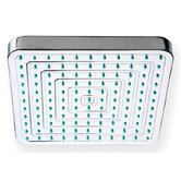 "ShowerHaus 8"" Square Rainfall Shower Head"