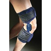 MCL-LCL Instability Knee Brace in Blue