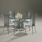 Paralline 5 Piece Dining Set
