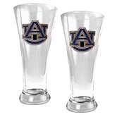 NCAA 19oz Pilsner Glass 2 Piece Set