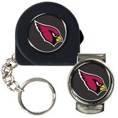 NFL 6 Feet Tape Measure Key Chain and Money Clip Set