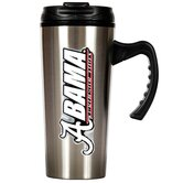 NCAA 16oz Stainless Steel Travel Mug