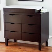 Bam 6-Drawer Changing Table