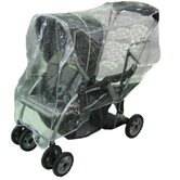 Baby Trend Sit N Stand Stroller Rain and WeatherBug Cover