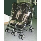 Graco Twin IPO Side by Side Double Stroller Weather Cover