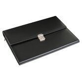 Padfolio File Organizer in Black