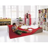 Flying Carpet Red Rug