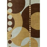 Florida Jackson Brown Rug