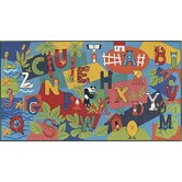 Children's Play Alpha Kids Rug