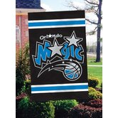 NBA Appliqu&eacute; Garden Flag